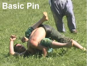 basic pin