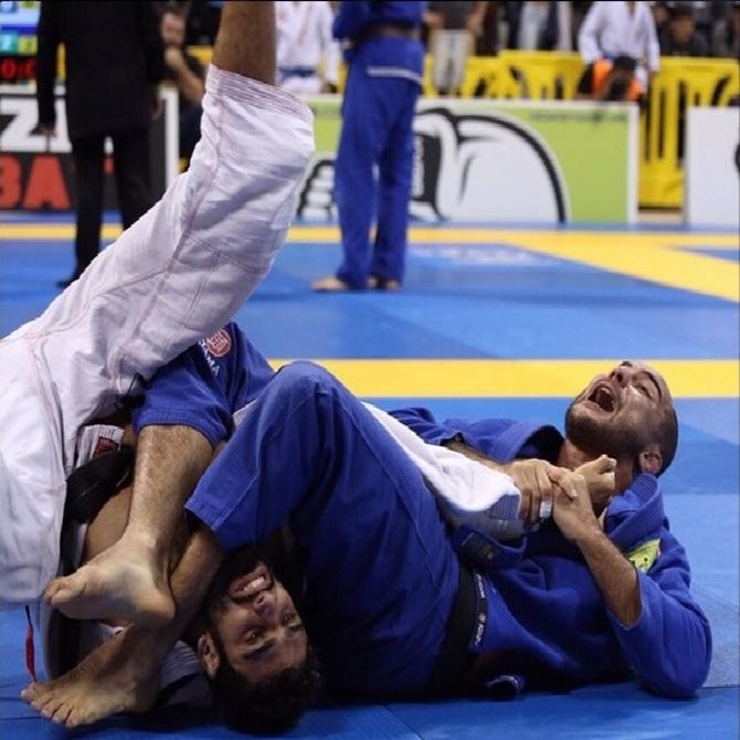 Bernardo Faria finalmente vence o Absoluto no Mundial