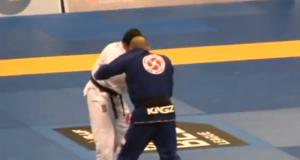 Xande Ribeiro vs Roberto Tussa