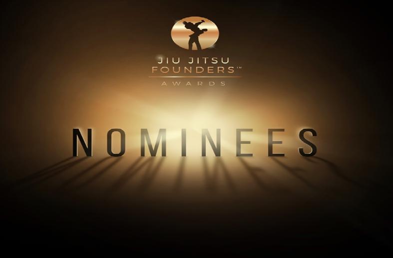 Jiu jitsu Global Federation Nominees