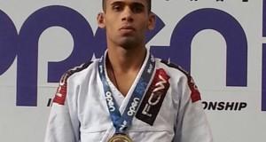 Promessas do Mundial 2016: Jonas Andrade – Faixa Roxa – PSLPB Cícero Costha