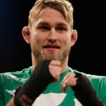 Alexander Gustafsson deverá fazer a luta principal do UFN Hamburgo