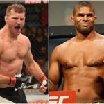 Stipe Miocic defende cinturão contra Alistair Overeem no UFC 203 em setembro