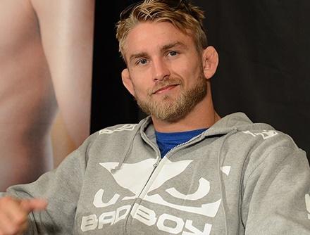 Alexander Gustafsson (Foto: MMAnytt)