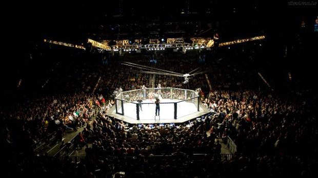 Evento de MMA (Foto: Reprodução)
