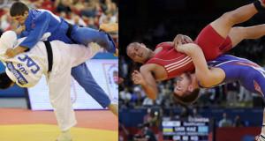 Wrestling e Judô