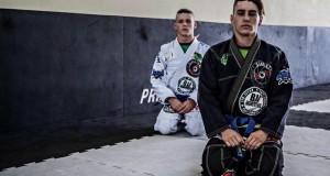 Conheça os irmãos Rossi, promessas da Atos na faixa Azul