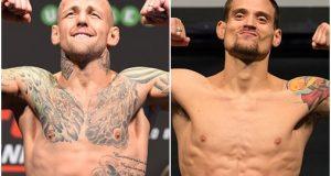 UFC remarca duelo entre Ross Pearson e James Krause para o UFN 99 em Belfast