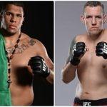 Luis Henrique KLB enfrenta Christian Colombo no UFC Fight Night 100 em São Paulo
