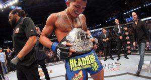 O dia em que Anthony Pettis virou campeão do UFC