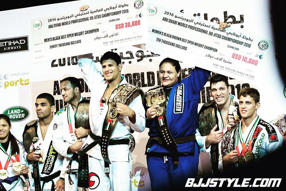 Abu Dhabi World Pro (Foto: BJJ Style)