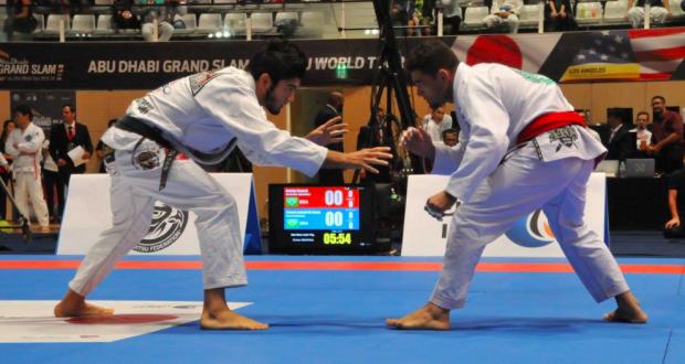 Abu Dhabi Grand Slam de Jiu-Jitsu Chega à Tóquio, Japão