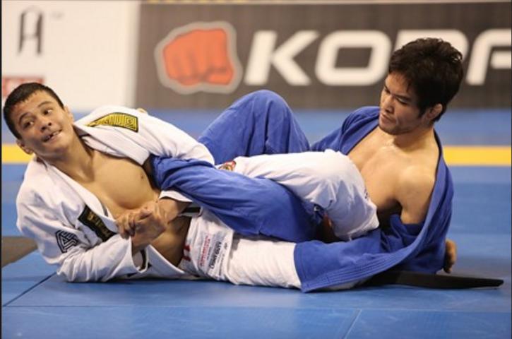 Paulo Miyao vs. Dai Yoshioka