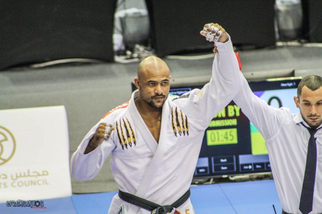 Igor Silva entra como um dos favoritos de sua categoria no Grand Slam (Foto: Efraim Santos)