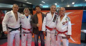 graduação mestre Hélio Fadda